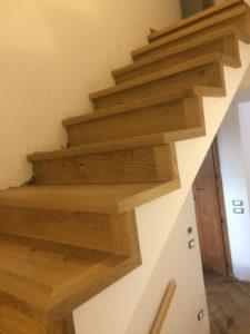 scale in legno sesto fiorentino